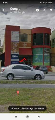 Sala Comercial, código 60195 em Tremembé, bairro Condomínio Campos do Conde
