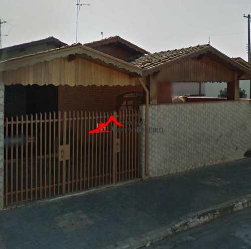 Casa, código 60199 em Tremembé, bairro Jardim dos Eucalypitos