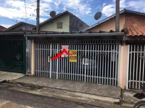 Casa, código 60216 em Taubaté, bairro Chácaras Reunidas Brasil