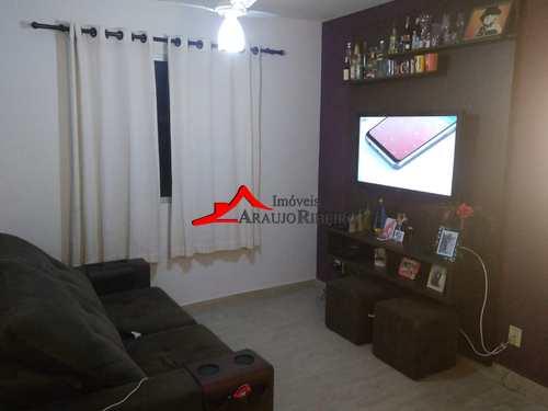 Apartamento, código 60221 em Taubaté, bairro Parque Santo Antônio