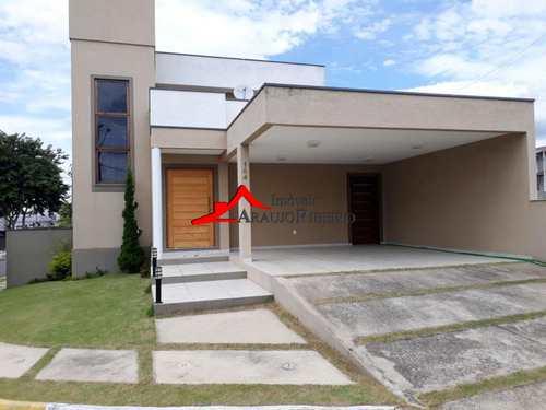 Sobrado de Condomínio, código 60251 em Tremembé, bairro Residencial Pinheiros de Tremembé