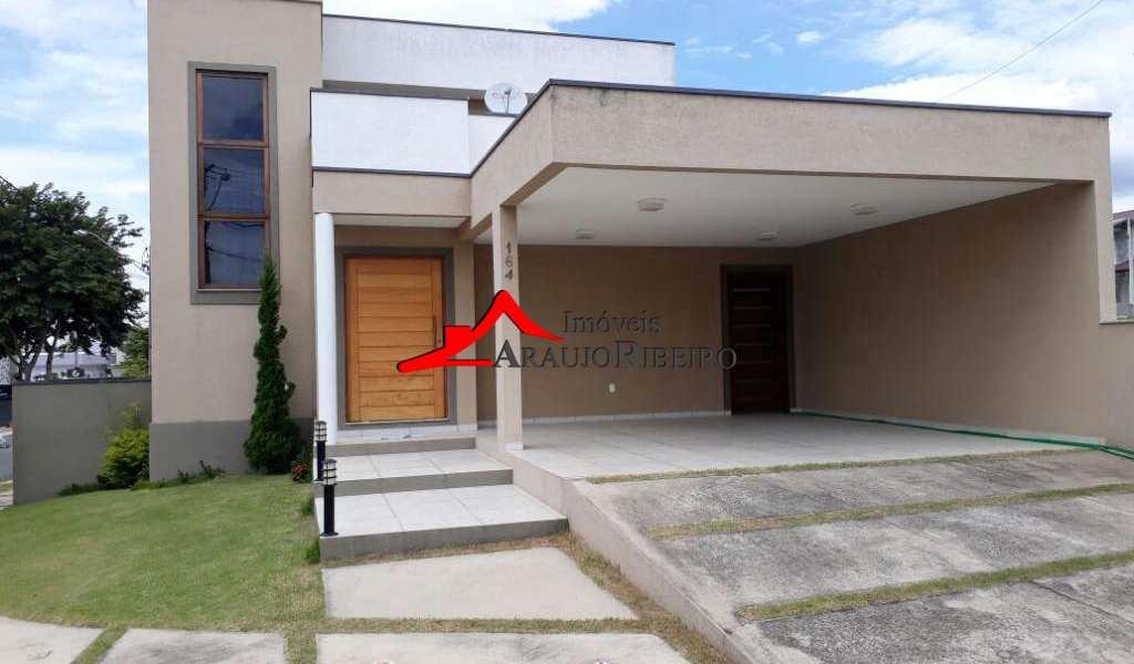 Sobrado de Condomínio em Tremembé, bairro Residencial Pinheiros de Tremembé