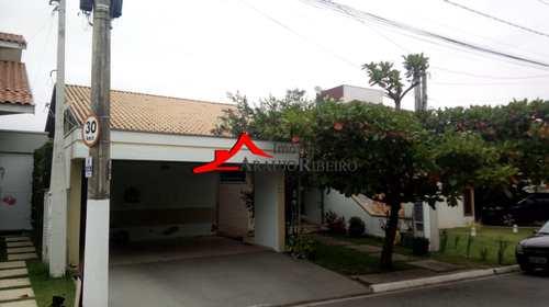 Casa de Condomínio, código 60255 em Tremembé, bairro Condomínio Campos do Conde I