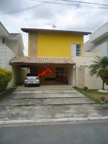 Sobrado de Condomínio, código 60313 em Taubaté, bairro Parque São Luís