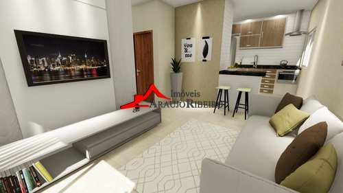 Apartamento, código 60321 em Taubaté, bairro Jardim Continental II