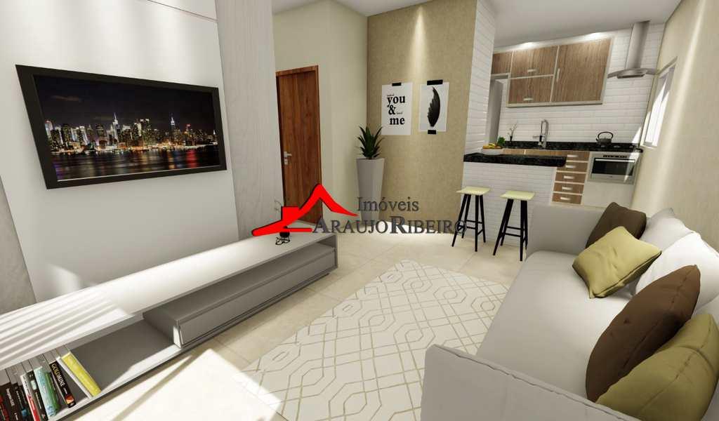Apartamento em Taubaté, bairro Jardim Continental II