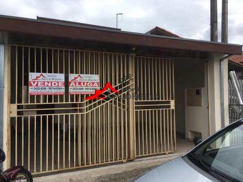 Casa, código 60363 em Taubaté, bairro Parque São Luís