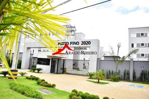 Apartamento, código 60405 em Taubaté, bairro Jardim Jaraguá