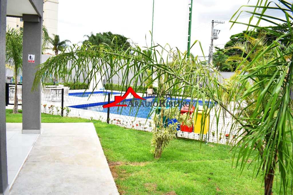 Apartamento em Taubaté, no bairro Jardim Jaraguá