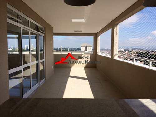 Apartamento, código 60420 em Taubaté, bairro Barranco