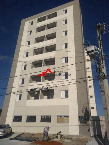 Apartamento, código 60437 em Taubaté, bairro Parque São Luís