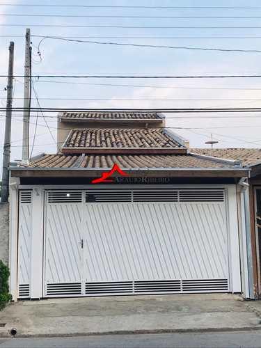 Casa, código 60546 em Taubaté, bairro Parque São Luís