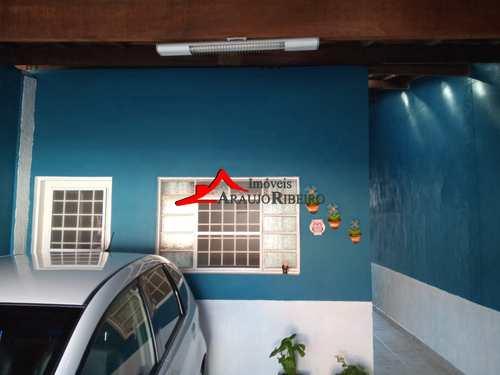 Casa, código 60551 em Taubaté, bairro Jardim América