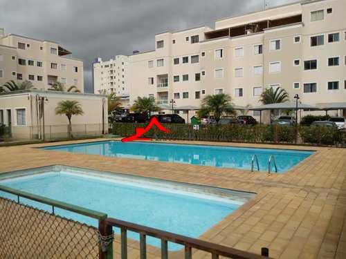 Apartamento, código 60622 em Taubaté, bairro Centro