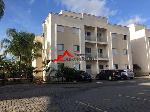 Apartamento, código 60624 em Tremembé, bairro Guedes