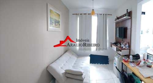 Apartamento, código 60658 em Taubaté, bairro Jardim dos Estados