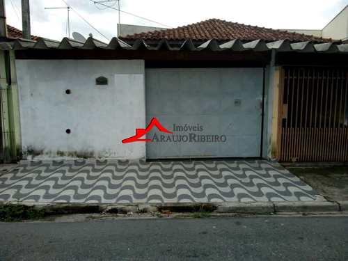 Casa, código 60665 em Taubaté, bairro Parque São Luís