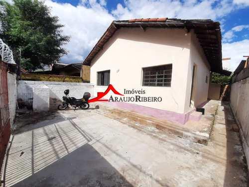 Casa, código 60667 em Taubaté, bairro Campos Elíseos