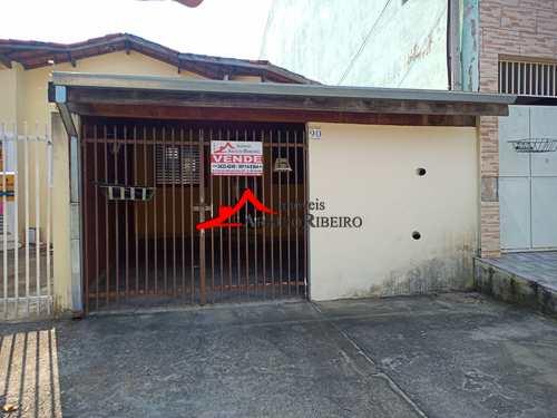 Casa, código 60672 em Pindamonhangaba, bairro Conjunto Residencial Araretama