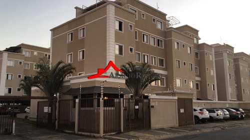 Apartamento, código 60681 em Taubaté, bairro Chácara do Visconde