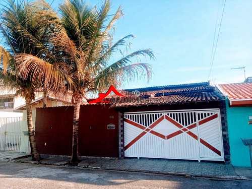 Casa, código 60723 em Tremembé, bairro Vale das Flores