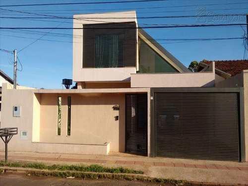 Sobrado, código 114 em Campo Grande, bairro Vila Rica