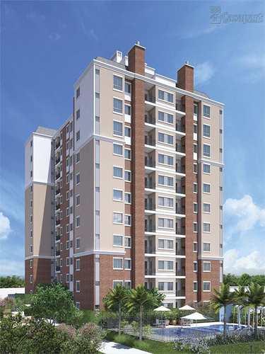 Apartamento, código 111 em Campo Grande, bairro Mata do Jacinto