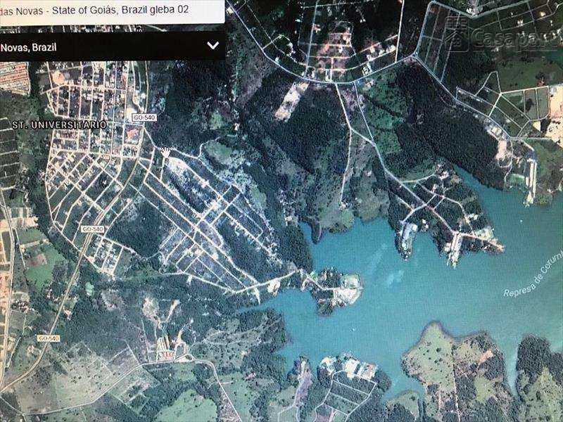 Terreno em Caldas Novas, no bairro Setor Universitário
