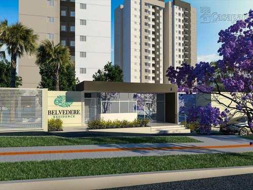 Apartamento, código 93 em Campo Grande, bairro Bairro Seminário