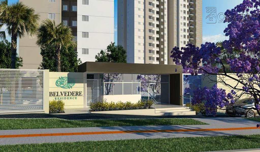 Apartamento em Campo Grande, bairro Bairro Seminário