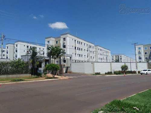 Apartamento, código 85 em Campo Grande, bairro Pioneiros
