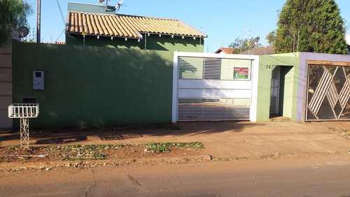 Casa, código 80 em Campo Grande, bairro Parque Residencial União