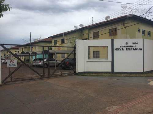 Apartamento, código 75 em Campo Grande, bairro Tiradentes