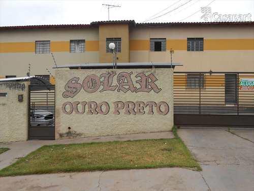 Apartamento, código 67 em Campo Grande, bairro Monte Castelo