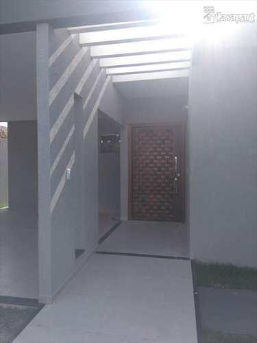 Casa, código 69 em Campo Grande, bairro Água Limpa Park