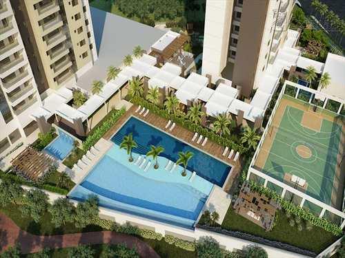 Apartamento, código 3 em Campo Grande, bairro Vila Margarida
