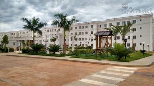 Apartamento, código 116 em Campo Grande, bairro Pioneiros