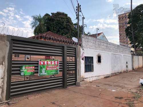 Casa, código 127 em Campo Grande, bairro Amambaí