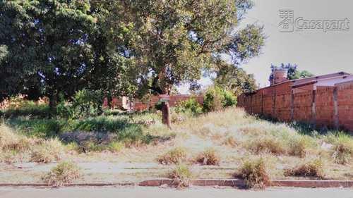 Terreno, código 150 em Campo Grande, bairro Vila Danúbio Azul