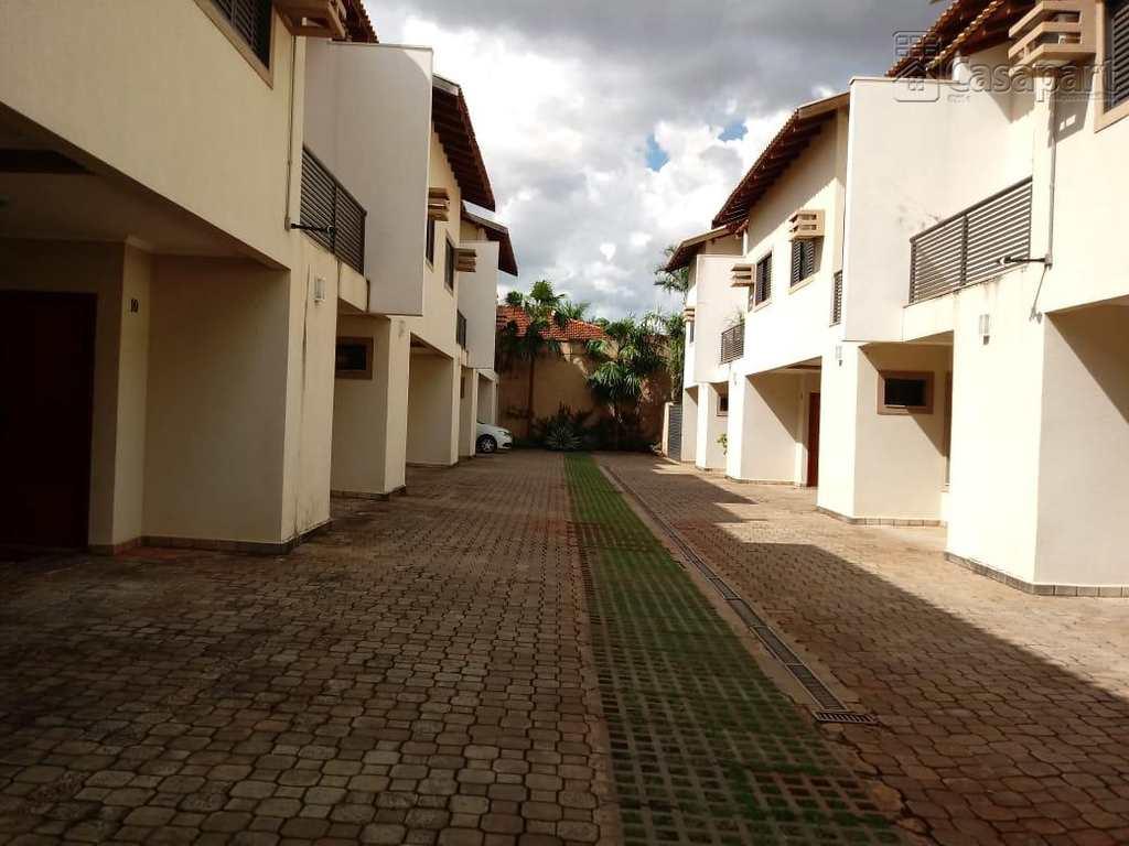 Sobrado de Condomínio em Campo Grande, no bairro Jardim Tv Morena