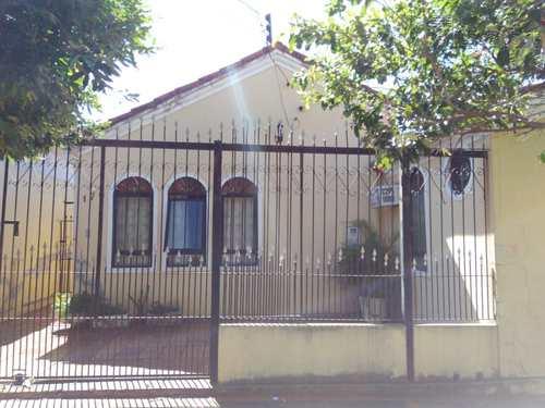 Casa, código 155 em Campo Grande, bairro Amambaí