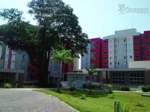 Apartamento, código 160 em Campo Grande, bairro São Francisco