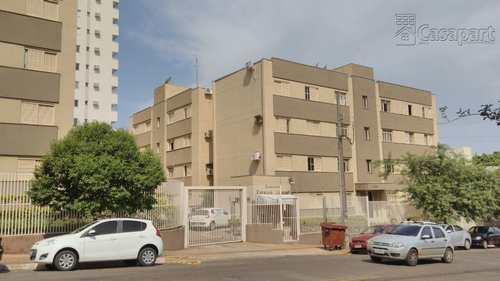 Apartamento, código 186 em Campo Grande, bairro Centro