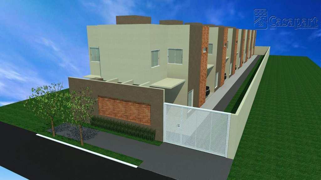 Sobrado de Condomínio em Campo Grande, no bairro Vila Piratininga
