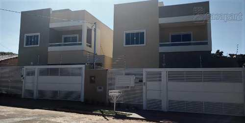 Sobrado, código 200 em Campo Grande, bairro Bairro Seminário