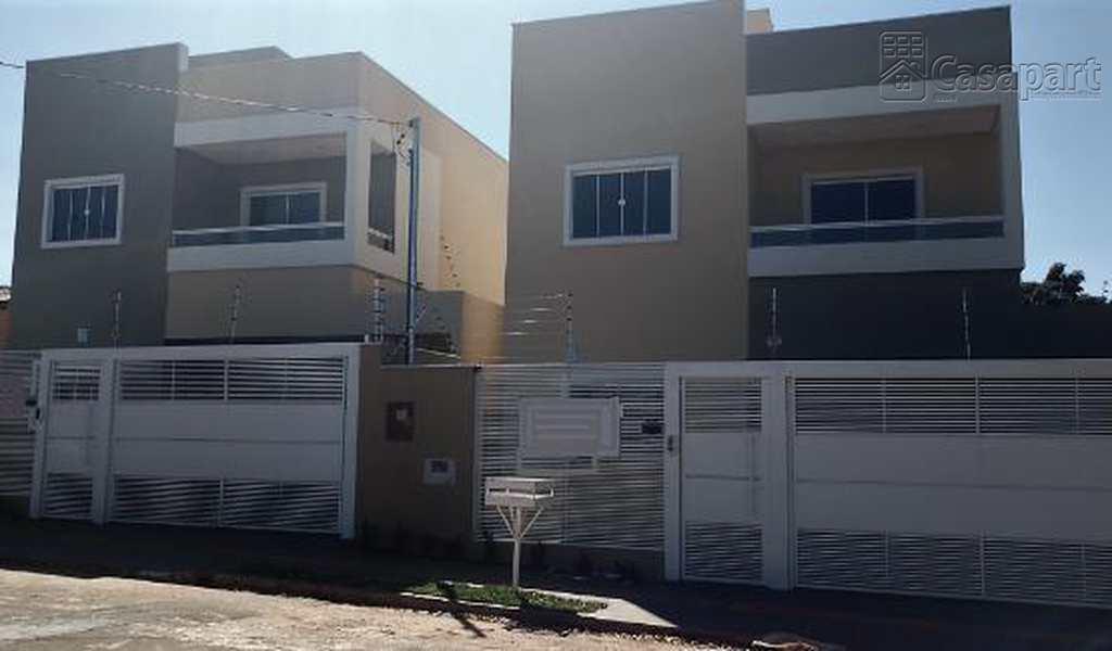 Sobrado em Campo Grande, bairro Bairro Seminário