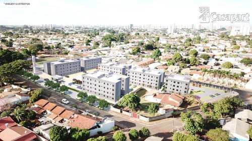 Apartamento, código 211 em Campo Grande, bairro Monte Castelo