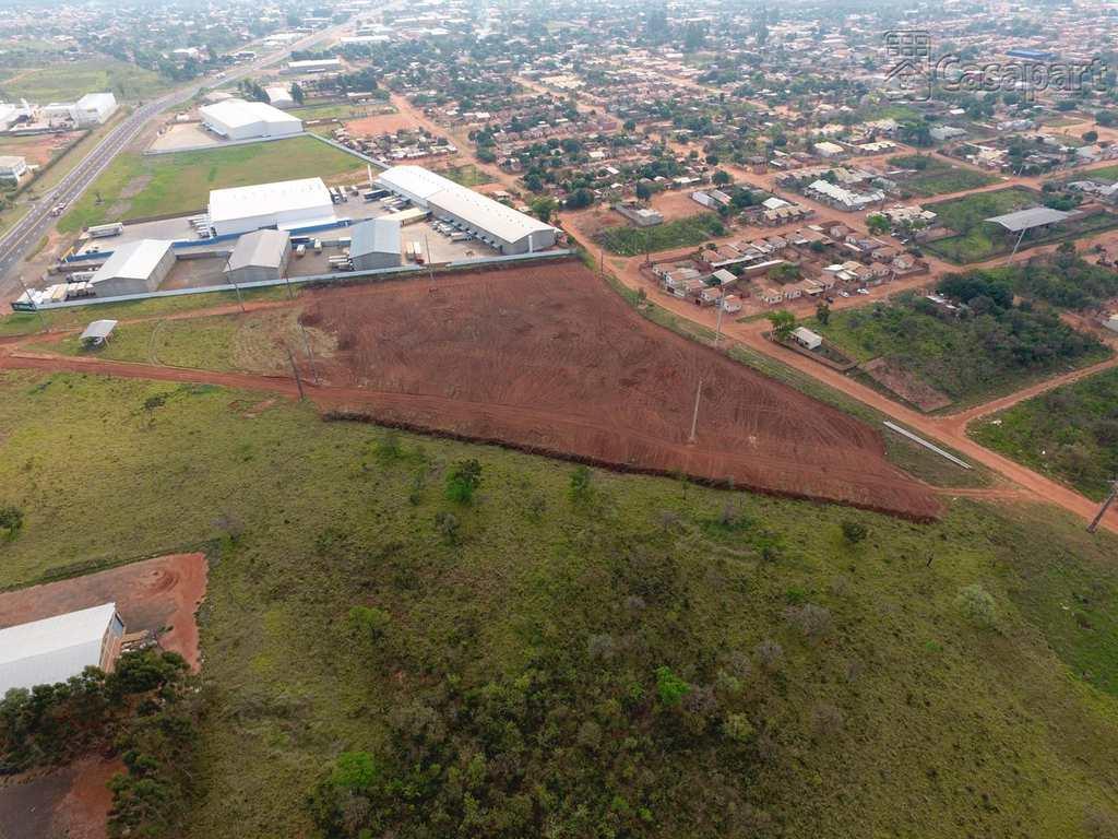 Terreno Comercial em Campo Grande, no bairro Jardim Noroeste