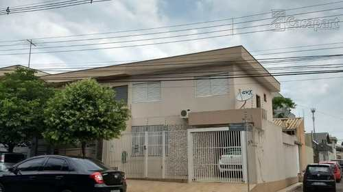 Sobrado Comercial, código 232 em Campo Grande, bairro São Francisco