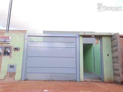 Casa, código 241 em Campo Grande, bairro Bairro Seminário